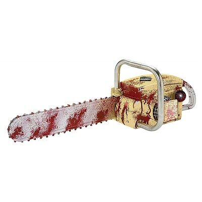 Toy Chainsaw for Leatherface Texas Chainsaw Massacre Scary Halloween Costume - Texas Halloween