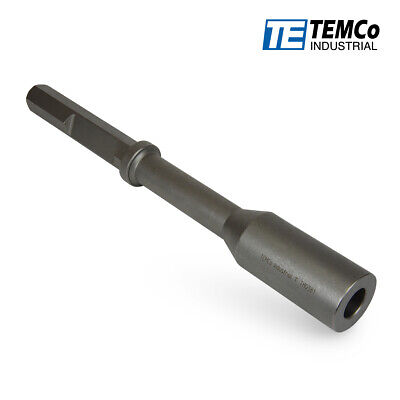 Temco Industrial Th0381 1 Bore-1-18 Hex Shank Forged Ground Rod Driver