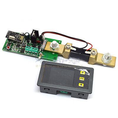 Mhf120200p 120v 200a Digital Wireless Voltage Current Meter Ammeter Voltmeter
