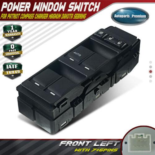 Power Window Switch For Jeep Patriot Compass Dodge Dakota Chrysler 901