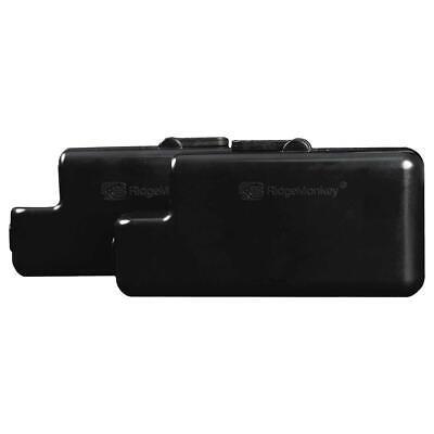 Ridgemonkey Hunter 750 Baitboat Spare Battery Twin Pack NEW Bait Boat Batteries