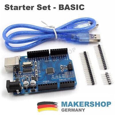 Atmega328 Starter Set Kit Usb Kabel Header Kompatibel Arduino Uno