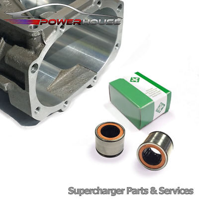 Used, Mercedes C230 (W203) 2.3 M45 Supercharger Rear Bearings Rebuild Service 2001 for sale  Shipping to Ireland