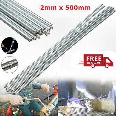 20pcs Low Temperature Aluminum Welding Solder Wire Flux Cored Brazing Repair Rod