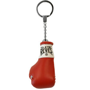 Cleto Reyes Miniature Boxing Glove Keychain - Red