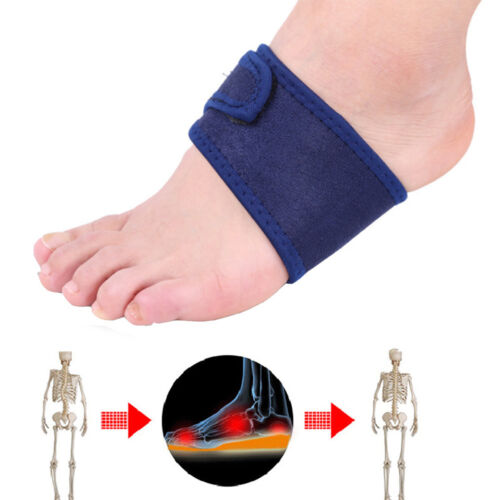 orthotics foot arch support strap wedge insole