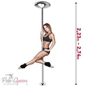 Profi Pole Dance Tanzstange ORIGINAL Pole-Queen Tabledance Gogo  Tanz Stange NEU