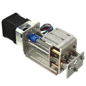 60MM CNC Z Achse Lineareinheit Linearachse Motion DIY 3 Achsen Graviermaschine