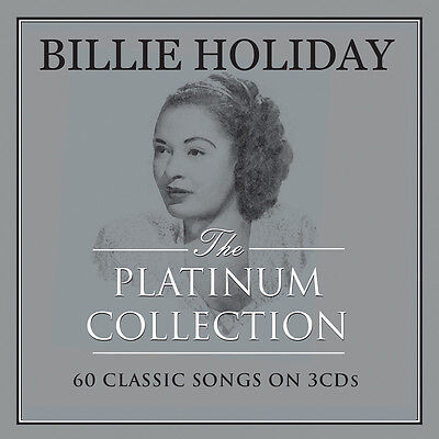Billie Holiday PLATINUM COLLECTION Best Of 60 Essential Classic Songs NEW 3