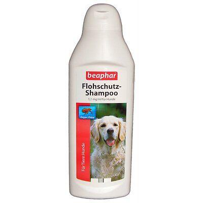 Beaphar - Flohschutz-Shampoo für Hunde - 250 ml - Hundeschampoo Flöhe