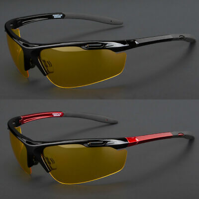New Hd Night Vision Polarized Glasses Driving Pilot Sunglasses Uv400 (Polarised Vision)