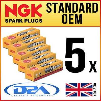 5x NGK BPMR6A (6726) Standard Spark Plug *Wholesale Price SALE*