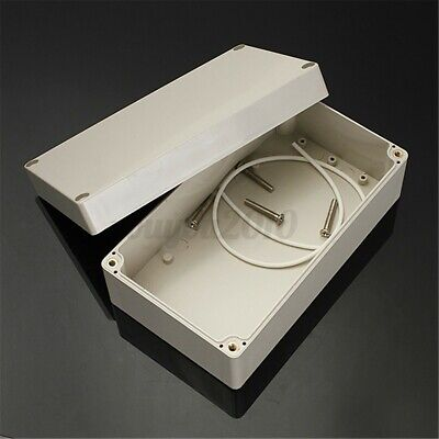 6.2 X 3.5 X 2.3 Abs Waterproof Electric Enclosure Project Box Hobby