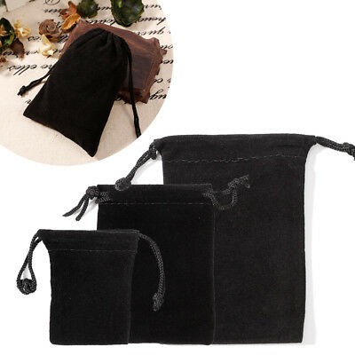 Gift Bag Organizer (Wholesale Velvet Drawstring Jewelry Wrapping Pouches Gift Bags Organizer)
