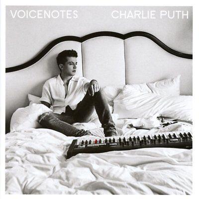 Voicenotes Charlie Puth   Audio Cd   Rock    Pop  New