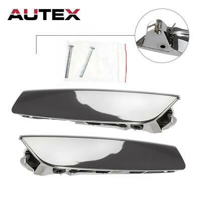 Interior Chrome Door Handle Repair Kit For 2007-2014 Yukon/Yukon XL 1500/Tahoe