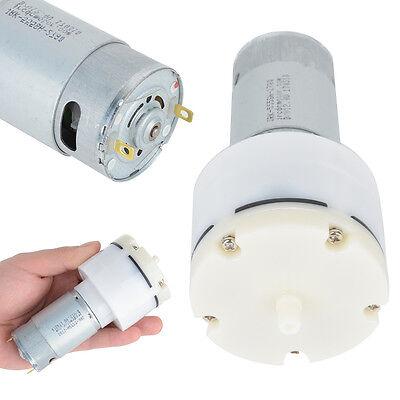 12v Dc Micro Vacuum Pump High Pressure Diaphragm Air Pump 13lmin 1500ma