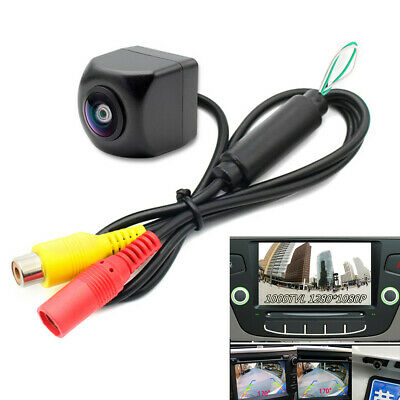 170° CCD HD Car Reverse Backup Rear View Camera Front View Side Parking Camera