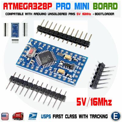 Atmega328p Pro Mini Board Module For Arduino Pro Mini 5v 16mhz Atmega328 Usa