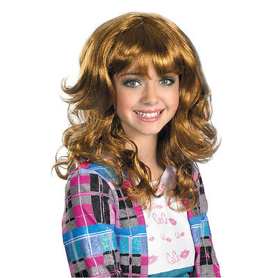 Cece Child Costume Wig Disney Shake It Up | Disguise 48022 - Shake It Up Halloween Costumes