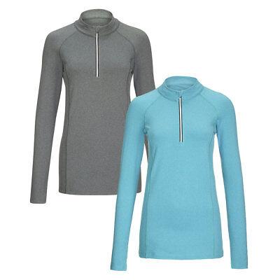 KILLTEC NEITHA Damen Micro Stretch Fleece Skipullover Funktions Underlayer 32750 Damen Stretch Fleece Pullover