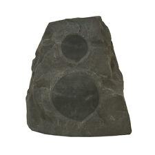 Klipsch AWR-650-SM Outdoor Rock Speaker. Granite Grey.  Brand New