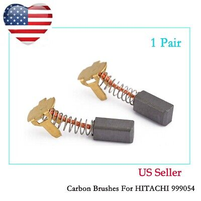 Carbon Brushes For Hitachi Ds14dl 14.4 Volt Lithium Ion Cordless Driver Drill