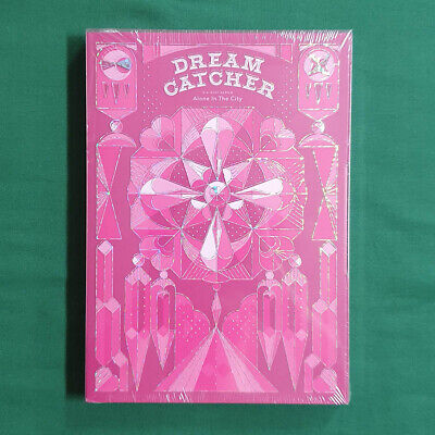 [Used]Dreamcatcher 3rd Mini Album Alone In The City Light version