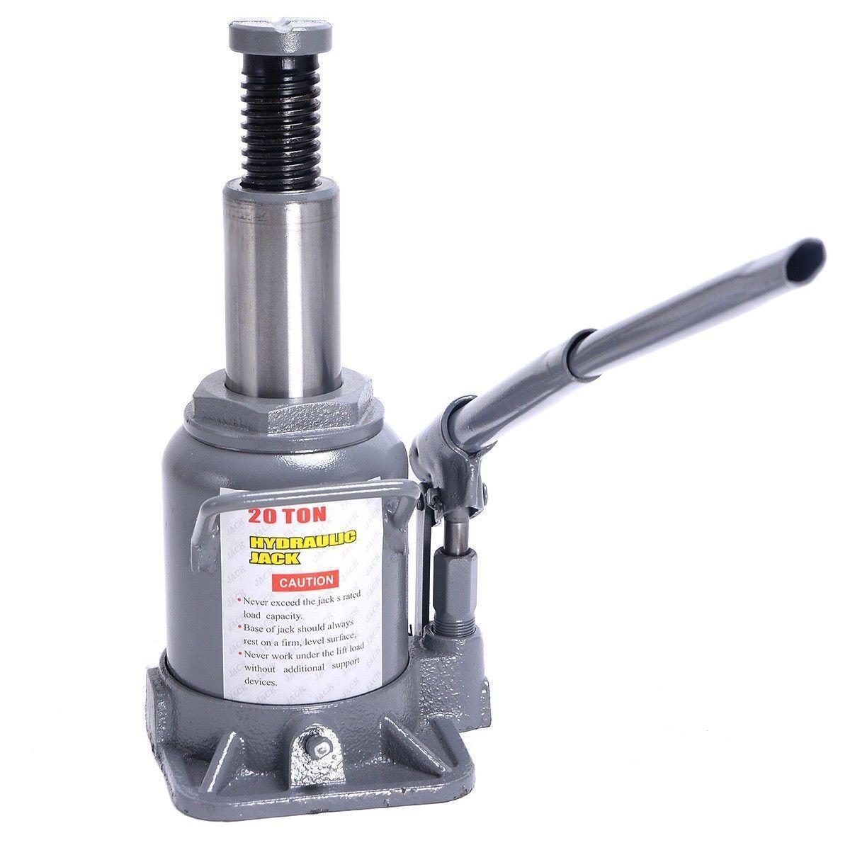 Hydraulic Puller Jack : New ton hydraulic bottle jack low profile automotive