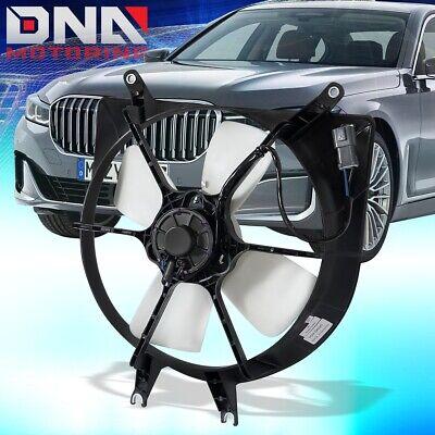 Civic Radiator Fan Shroud Assembly (FOR 1992-1998 HONDA CIVIC FACTORY STYLE RADIATOR COOLING FAN SHROUD)