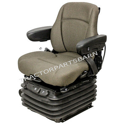 John Deere 7200 7400 7600 7800 7410 7810 New Air Ride Seat Active Suspension