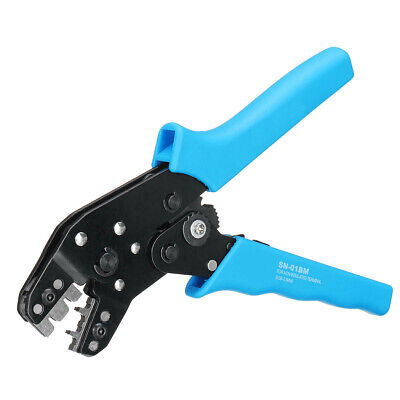 20 Self-adjusting Terminal Wire Cable Crimping Pliers Tool For Dupont Ph2.0 Xh2.
