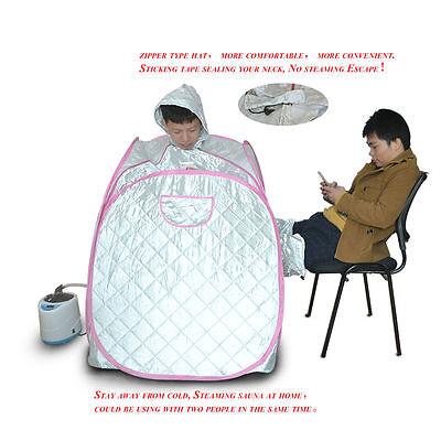 Portable Sauna Tent SAUNA BOX Room Indoor Slimming Steam SPA  Loss Weight SPA