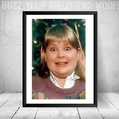 Home Alone Buzz's Girlfriend Woof Replica Photo - Buzz Home Alone