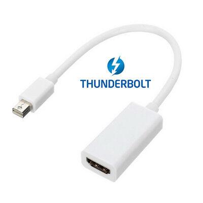 Thunderbolt to HDMI Audio Video Cable Adapter for MacBook 2011 2012 2013 USA segunda mano  Embacar hacia Argentina