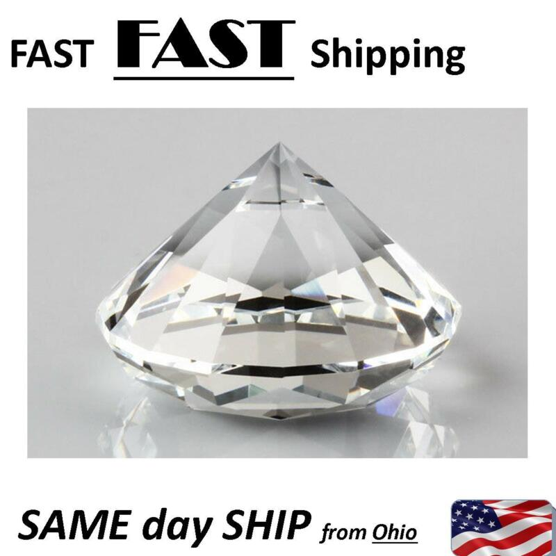 LARGE Beautiful Fake Diamond CZ for Jewelry Showcase Display / Ring Display