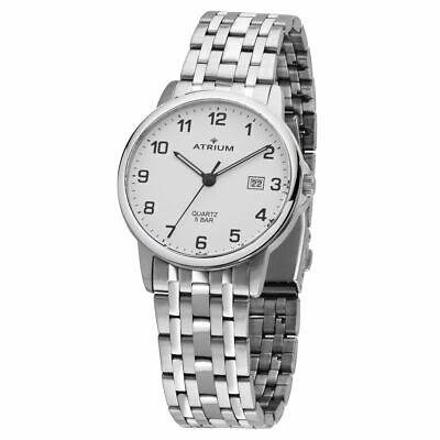 ATRIUM Herren Uhr Armbanduhr Edelstahl Analog Quarz A26-30 online kaufen