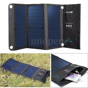 BlitzWolf-Foldable-20W-Dual-Port-Power-3S-Solar-Panel-Charger-For-Phone-Laptop