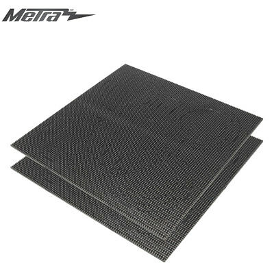 2-pack Abs Plastic Sheet Gridplate Pre-scored Custom Installation 12in X 12in