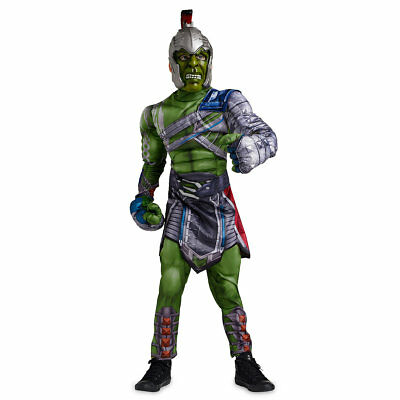 DISNEY Store COSTUME for KIDS - Hulk Ragnarok Size 3 4 7 8 NWT - Kids Hulk Costumes