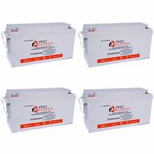 Pro Power 24V Volt 24V 560AH AGM Deepcycle Battery Bank 4wd Boat Castle Hill The Hills District Preview