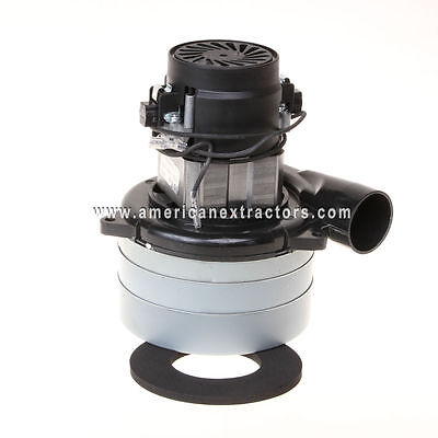 3-stage Carpet Cleaning Vacuum Motor 1500 Watt For Portable Carpet Extractors