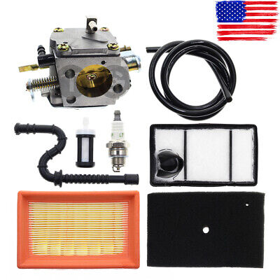 Carburetor For Stihl Ts400 Concrete Cut-off Saw 4223 120 0600 Air Filter