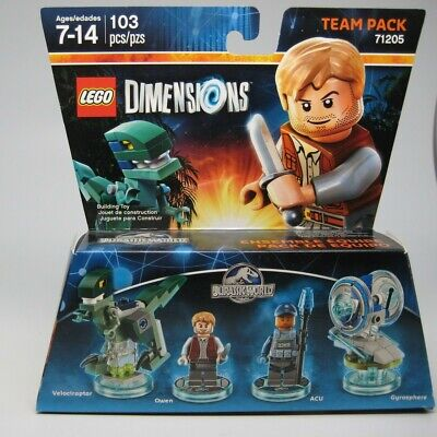 LEGO Dimensions Team Pack 71205 Jurassic World