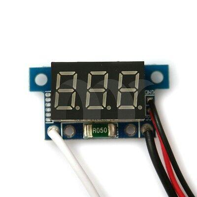 0.36 Red Led Digital Dc Ammeter Amp Mini Current Panel Meter Dc 0 - 999ma 1a