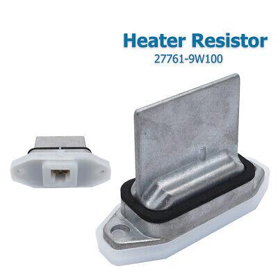 New Heater Blower Motor Resistor Fan Control For Nissan X-Trail T30 01-15 2w6003