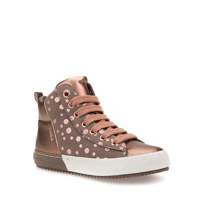B. Schuh Mädchen Sneaker hohe-Sneaker  (Mädchen Hohe Sneakers)