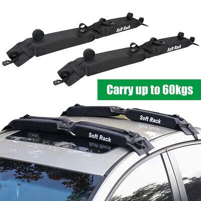 Car Cargo Roof Top Carrier Rack Luggage With Storage Bag Rooftop Travel Easy Fit comprar usado  Enviando para Brazil
