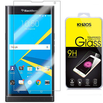KHAOS For BlackBerry Priv HD Tempered Binoculars Screen Protector 9H 0.26mm Glass