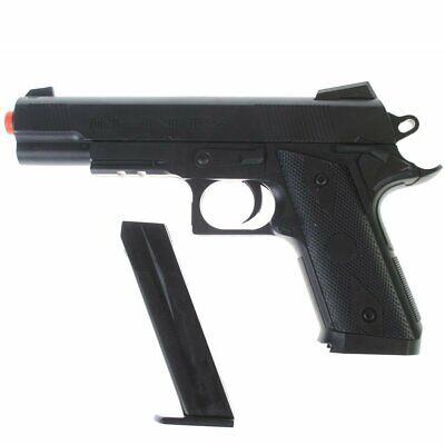 Dark Ops Airsoft P338 Airsoft Hand Gun Full Size Spring Pist